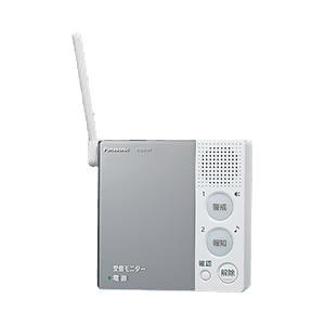 【80】※お取り寄せ 延長保証対象外 ECD5101 パナソニック Panasonic 小電力型ワイヤレスセキュリティ受信器親機(100V電源直結式) 「マモリエ」【smtb-k】【w3】