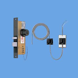 【80】※お取り寄せ EK3740K パナソニック Panasonic 2線式本締電気錠(門扉用)(電気錠本体・通電金具セット)【延長保証対象外】