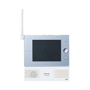 【80】※お取り寄せ 延長保証対象外 WQH510WK パナソニック Panasonic 住まいるサポ [W型] 3:5親機(露出型)(ワイヤレス機器接続型)(動画録画・録音機能付)(5型モニター)