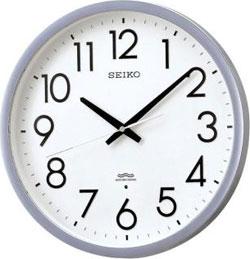 6/1 0:00~6/8 9:59 フラッシュクーポンキャンペーン中!【160】お取り寄せ KS265S セイコー SEIKO 電波掛時計【kk9n0d18p】【キャッシュレス5%還元対象】