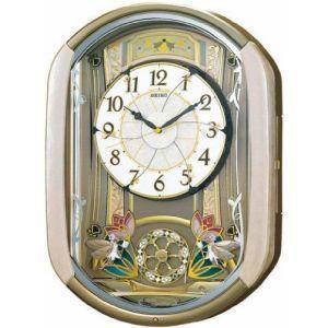 【140】お取り寄せ RE567G セイコー SEIKO 電波からくり時計【kk9n0d18p】【キャッシュレス5%還元対象】