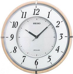 【160】SF501B セイコー SEIKO 電波掛時計【kk9n0d18p】