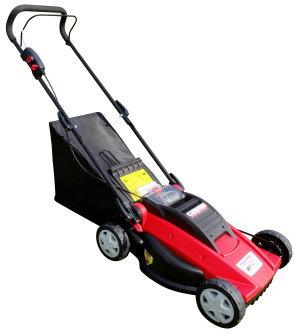 【140】※お取り寄せ PGK-3700 キンボシ 充電式芝刈り機 キーパーモア 芝刈機【延長保証対象外】【キャッシュレス5%還元対象】