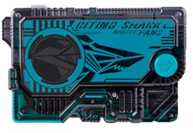日本 在庫限り 仮面ライダーゼロワン DXバイティングシャークプログライズキー 至高