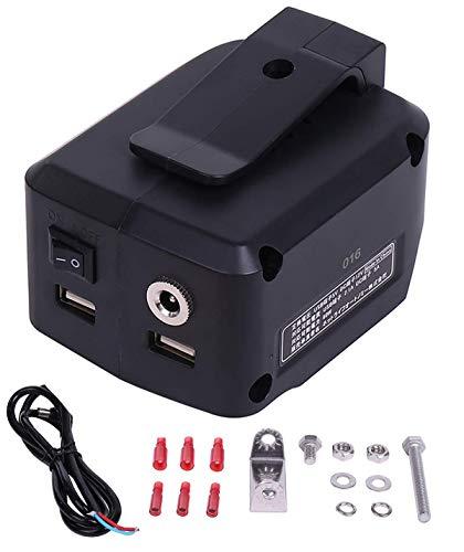スイッチ付 5A対応 マキタ USB アダプター 永遠の定番モデル 12V 14.4V 出力 ●日本正規品● 18V入力 NLAセレクト 5V