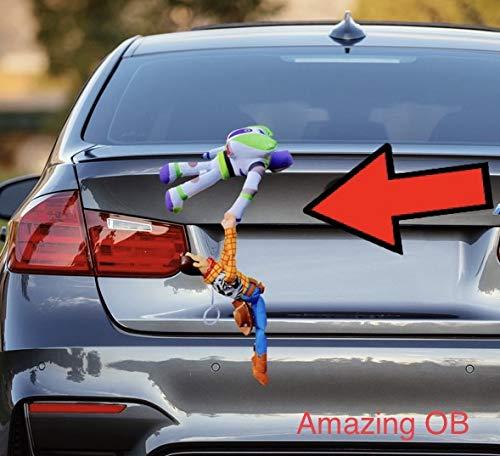 Aトイストーリー Toy Story フィギュアウッディ バズ 車 Amazing スーパーSALE セール期間限定 アクセサリー 注文後の変更キャンセル返品 カー 35cmm ぬいぐるみ OB