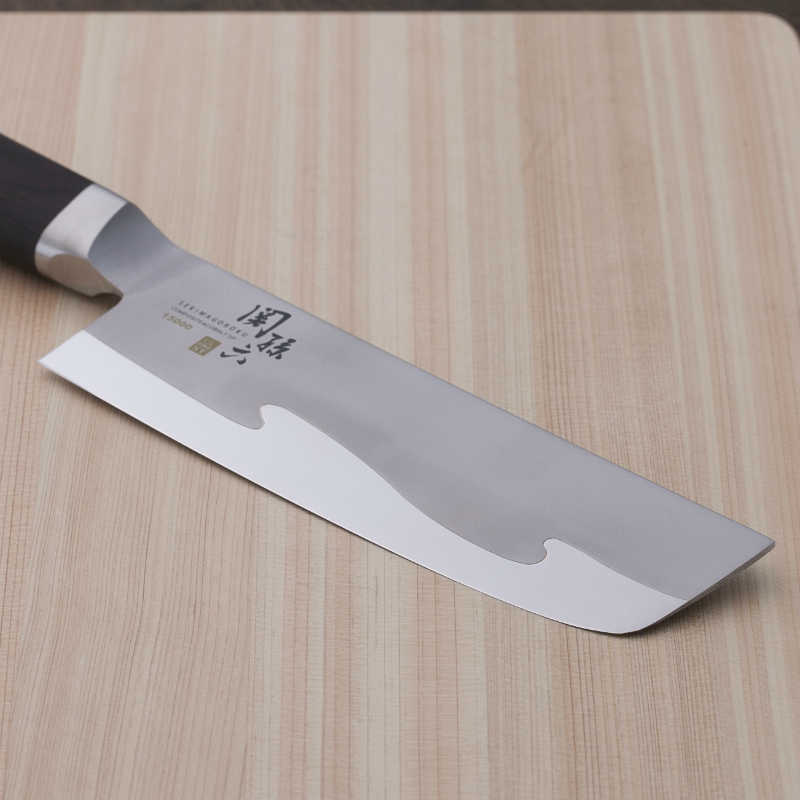 Seki magoroku 15000 ST Nakiri knife 165 mm