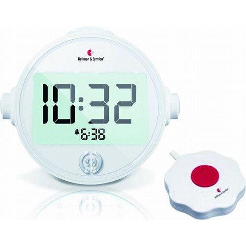 【自立コム】ベルマン【アラームクロック】クラシック【デジタル式】【目覚まし時計】製品型番:BE1350