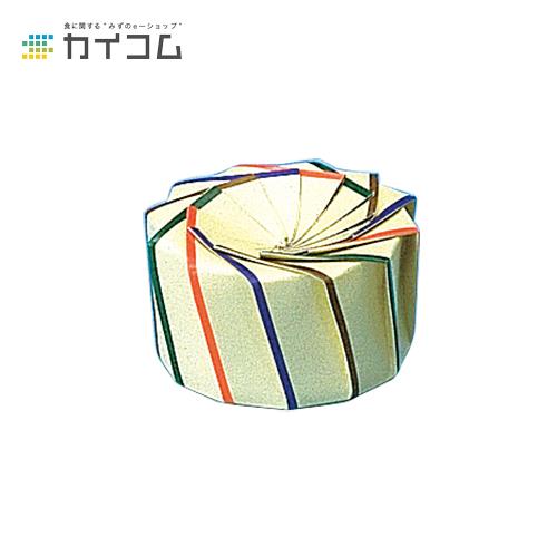 花ぐるまHT(四色帯)サイズ : 318φ×100(底)× 58mm入数 : 200単価 : 81.99円(税抜)