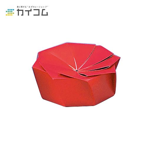 花ぐるまHB-R(赤)サイズ : 318φ×118(底)× 47mm入数 : 200単価 : 69.03円(税抜)