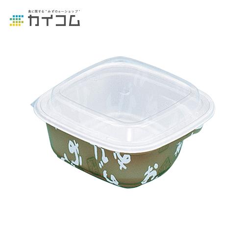 【丼容器・弁当箱】ES-2201(おでん)サイズ : 155×155×60mm入数 : 600単価 : 26.52円(税抜)
