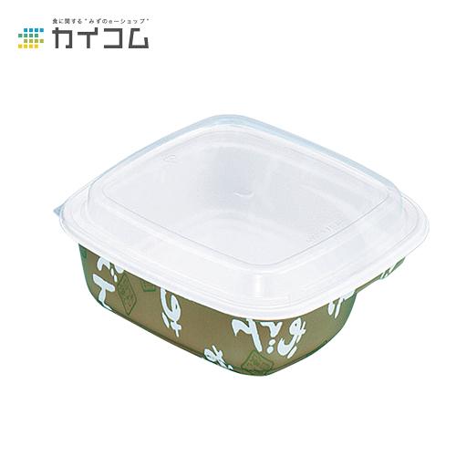 【丼容器・弁当箱】ES-2301(おでん)サイズ : 184×184×60mm入数 : 450単価 : 31.67円(税抜)