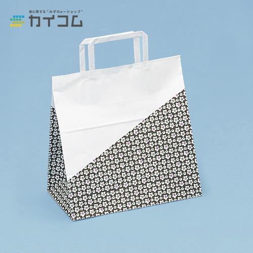 ラッピーバッグ No.11(花林)サイズ : 240×160×270mm入数 : 300単価 : 30.36円(税抜)