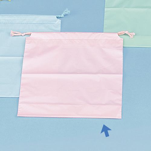 巾着袋(大) ピンクサイズ : 04×250×280mm入数 : 500単価 : 44.68円(税抜)