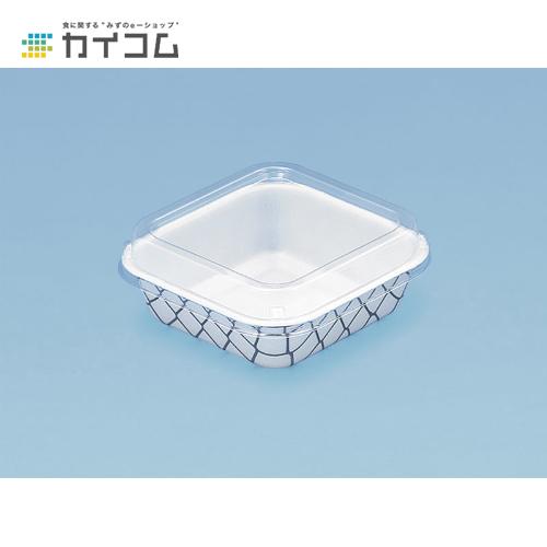 デリカップ共用透明フタサイズ : 116×116×20mm入数 : 1000単価 : 8.16円(税抜)