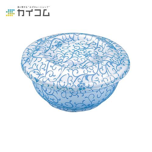 【丼容器・弁当箱】でかどん(からくさ)本体サイズ : 182φ×75mm入数 : 450単価 : 32.37円(税抜)