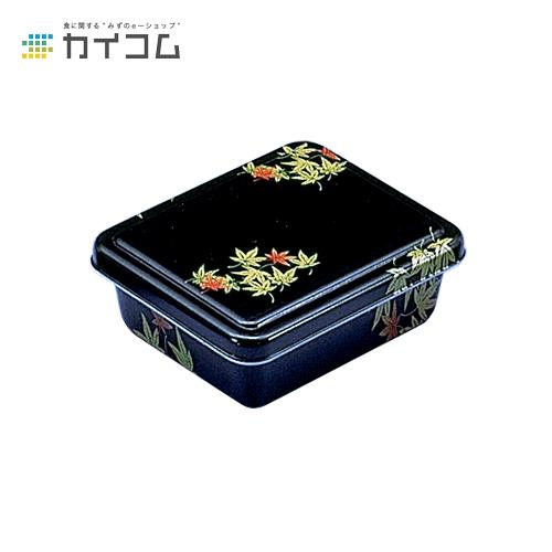【丼容器・弁当箱】B-4(もみじ)本体サイズ : 160×123×44mm入数 : 700単価 : 22.09円(税抜)