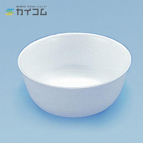 【丼容器・弁当箱】丼A(白)本体サイズ : 145φ×60mm入数 : 1000単価 : 18.7円(税抜)