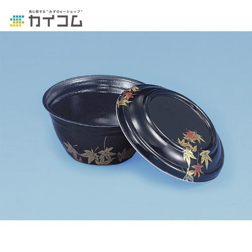 【丼容器・弁当箱】D-6(もみじ)嵌合共通フタサイズ : 130φ×9mm入数 : 1000単価 : 13.5円(税抜)