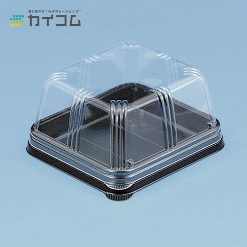 エスコンL-28(黒)サイズ : 105×95×16mm入数 : 2000単価 : 8.8円(税抜)