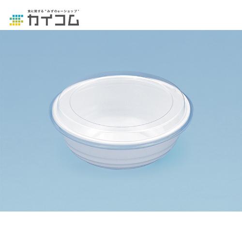 【丼容器・弁当箱】VK-362(透明フタ)サイズ : 170φ×17mm入数 : 800単価 : 16.62円(税抜)