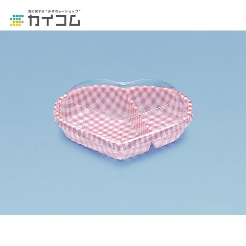 エスコンFハート3(盛フタ)サイズ : 182×148×21mm入数 : 1000単価 : 17.46円(税抜)