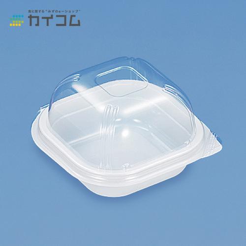 ユニコン LS-角110ドーム(白)サイズ : 111×111×66mm入数 : 1200単価 : 15.34円(税抜)