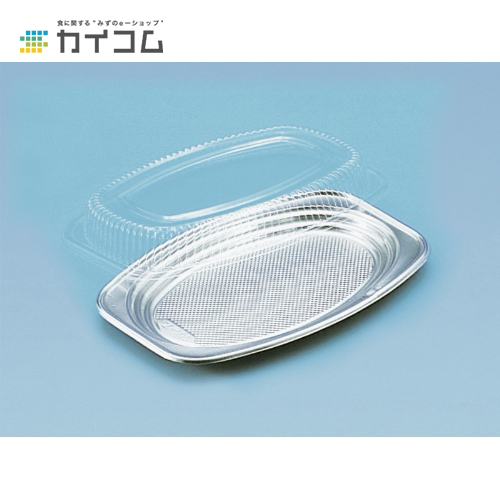 Z-505(透明フタ)サイズ : 268×184×27mm入数 : 1000単価 : 22.57円(税抜)