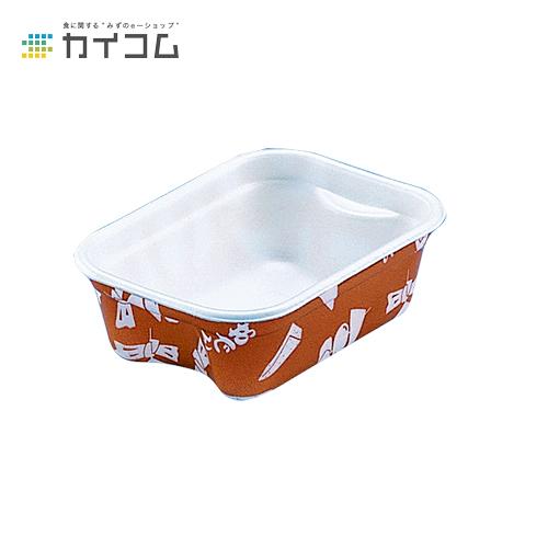 【丼容器・弁当箱】おでん容器B-6サイズ : 180×135×60mm入数 : 600単価 : 27.48円(税抜)