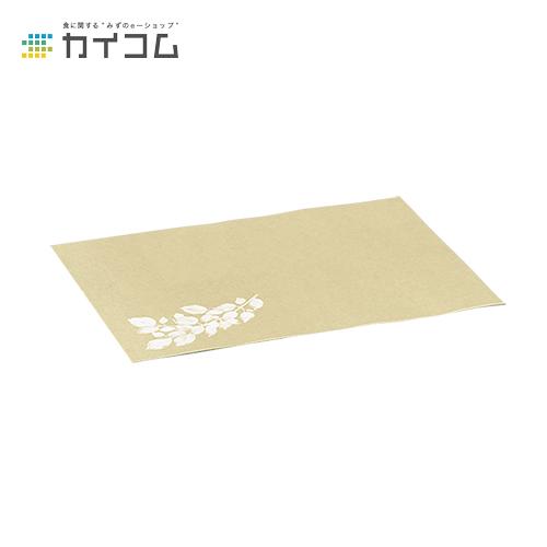 バガステーブルマット(新緑)サイズ : 260×365mm入数 : 1000単価 : 8.47円(税抜)