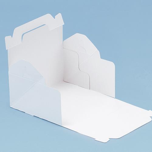手提サイドオープンSホワイト4×6サイズ : 120×180×90mm入数 : 300単価 : 35.45円(税抜)