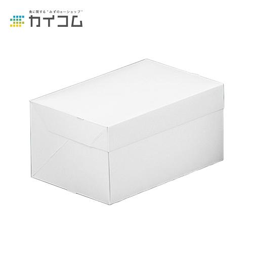 PCホワイトポケットツキ(3号)サイズ : 210×150×110mm入数 : 200単価 : 51.04円(税抜)