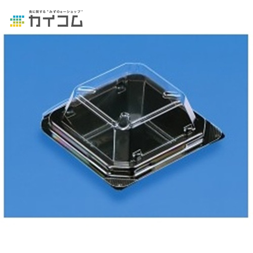 和菓子1個サイズ : 80×80×21/26(42)入数 : 2400単価 : 8.58円(税抜)