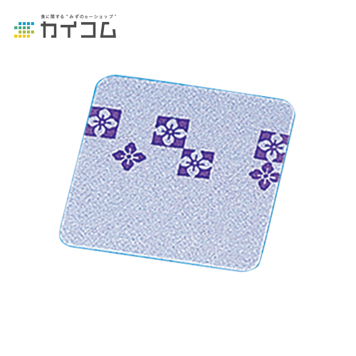 ソフトコースター(L) 和風角型サイズ : 90×90mm入数 : 2000単価 : 5.53円(税抜)