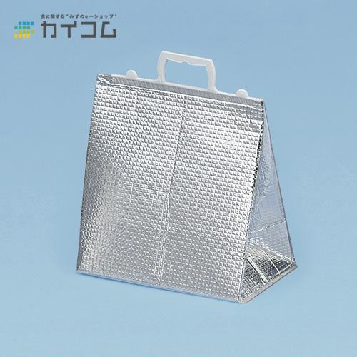 保冷角底袋(小)サイズ : 260×160×280mm入数 : 200単価 : 126.2円(税抜)