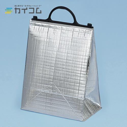 保冷角底袋(大)サイズ : 310×200×410mm入数 : 100単価 : 188.37円(税抜)