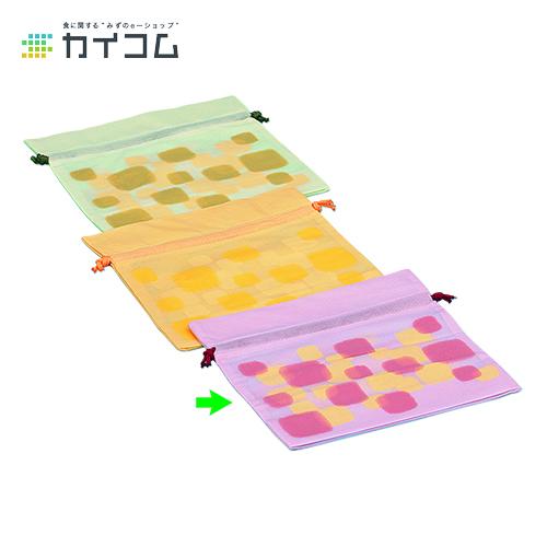 巾着ほのか(小) ピンクサイズ : 250×150×250mm入数 : 500単価 : 72.58円(税抜)