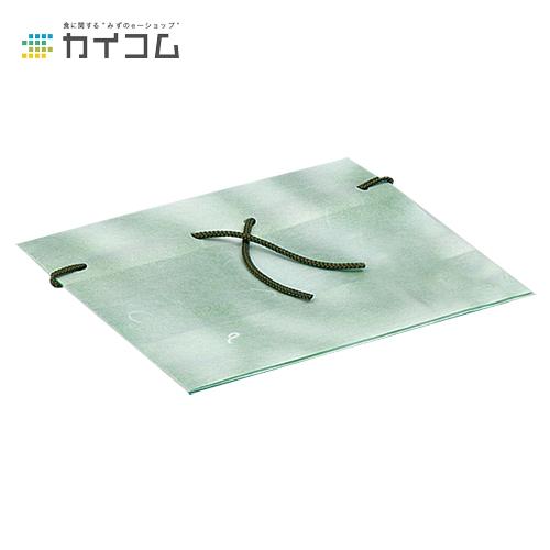 雲竜巾着袋(グリーン)サイズ : 250×200+60mm入数 : 600単価 : 70.01円(税抜)