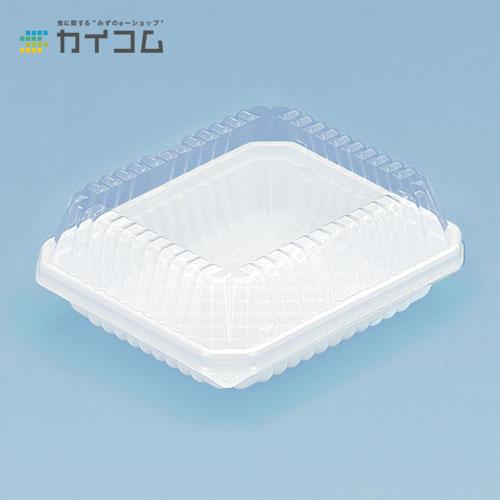 SB-50(白)本体サイズ : 142×126×26mm入数 : 1500単価 : 8.87円(税抜)