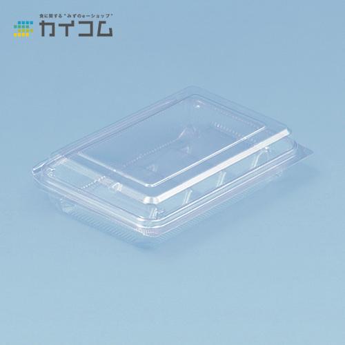 特大-17-2(柏餅4ヶ仕切)サイズ : 192×130×28/17mm入数 : 600単価 : 20.47円(税抜)