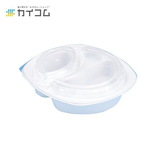 カレー容器 BFカレー内11(ホワイト)本体サイズ : 232×232×50mm入数 : 400単価 : 33.89円(税抜)