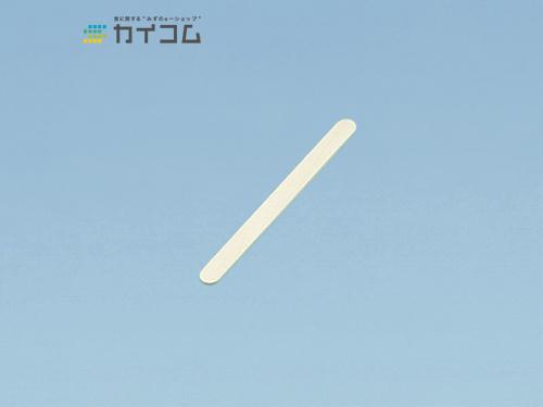 アイススティック(114mm)※幅15mmサイズ : 114mm (幅15mm)入数 : 7000単価 : 1.77円(税抜)