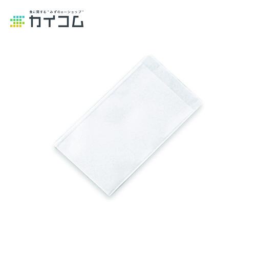 白無地スプーン袋サイズ : 64×130mm入数 : 20000単価 : 0.87円(税抜)