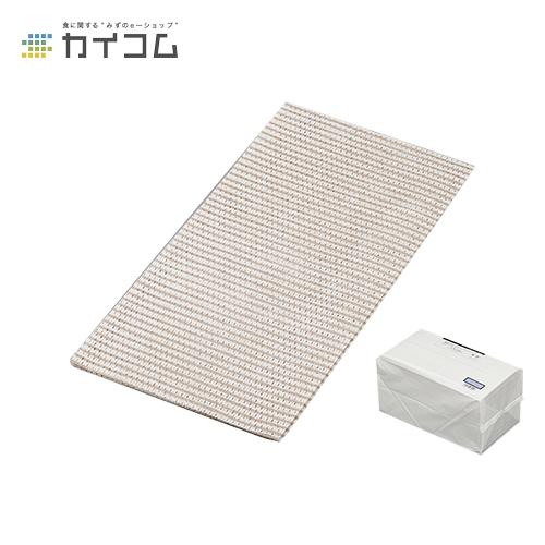 カウンタークロス (BEIGE) 厚手 ポリ包装Eタイプサイズ : 300×600mm入数 : 720単価 : 16.5円(税抜)