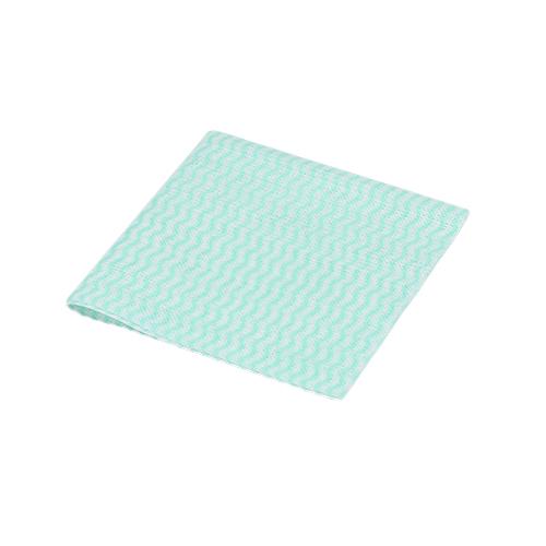カウンタークロス(GREEN)薄手ポリ包装EタイプHalfSizeサイズ : 300×300mm入数 : 1800単価 : 6.7円(税抜)