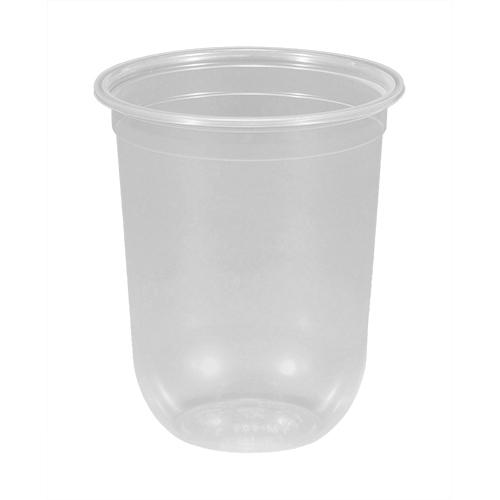 ポイント10倍 ~11 4 11:59 プラスチックカップ あす楽 送料無料 16オンス : 500ml YM-501 1000 入数 サイズ モデル着用 注目アイテム メーカー公式ショップ PPラウンドカップ φ95×113mm