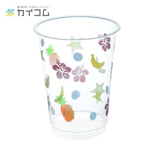 プラスチックカップ 使い捨て 業務用 コップ ニュー・プロマックス CIP-364DP フルーツパラダイスサイズ : 83φ×106H(mm)(360ml)入数 : 1000個単価 : 15.17円(税抜)