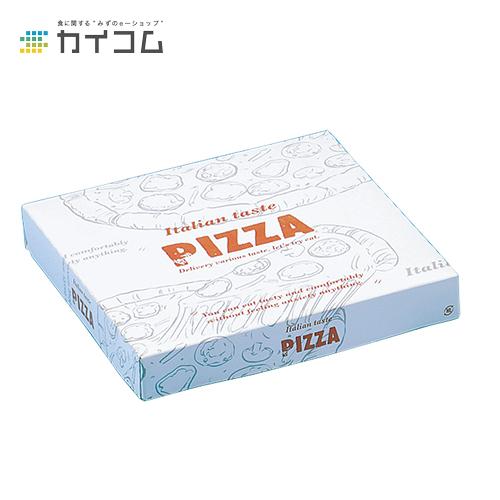 テイクアウト用ピザ箱 テイクアウト用ピザ箱 10インチピザカートンサイズ : 254×254×38mm入数 : 200単価 : 80円(税抜)店舗用 業務用 お持ち帰り用 出前 デリバリー ピザケース ピザBOX