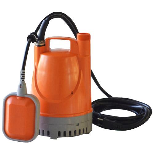 <title>排水ON OFF自動運転機能付き 残水処理に 柔らかい固形物もOK 浄化槽などの清掃にぴったり 工進 水中ポンプ 60Hz YK-625A 口径:25mm 電圧:AC-100V 出力:180W CB99 品質検査済</title>