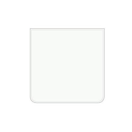 MORSO ガラス フロアプレート スクエア型 523520 【暖炉 薪ストーブ 薪ストーブアクセサリ 床の保護 フロアプレート】【おしゃれ おすすめ】[CB99]